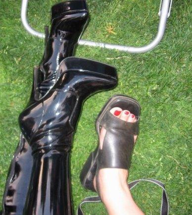 Footwear function fab