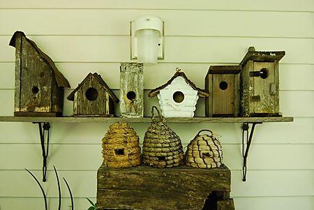 BH birdhouses