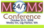 Moms 24 7 conference