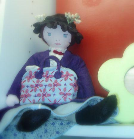 Mary poppins doll 1970's