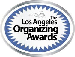 LA Organizing Awards