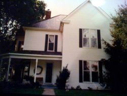 KY farmhouse late '90s