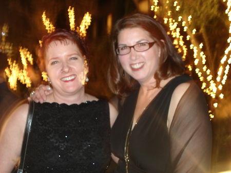Organizing Awards 2009 Ramona Creel (Online Organizing) Krista Colvin