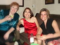 Organizing Awards 2009 Pam, Angela, Christa