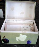 Recipe box-cluttercast