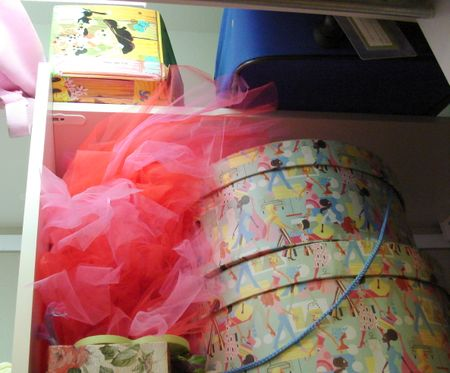 Organizing kids closets amnw keepsake shelf