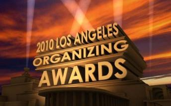 2010 LA Organizing Awards LOGO