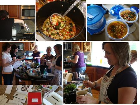 Bgp meal day collage