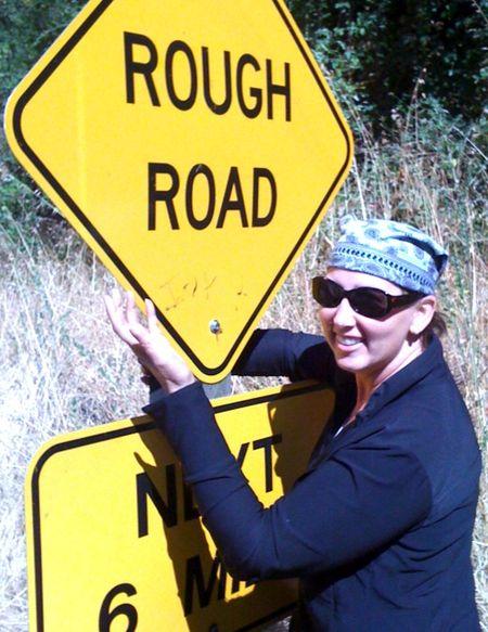 Krista colvin rough road edit