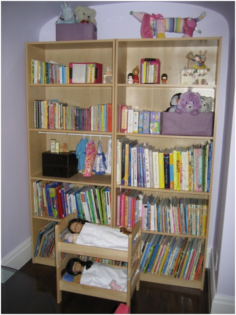 BEDROOM.BOOKCASE.CLARE