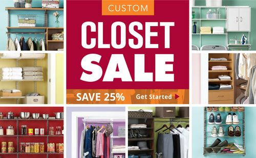 Storables closet sale