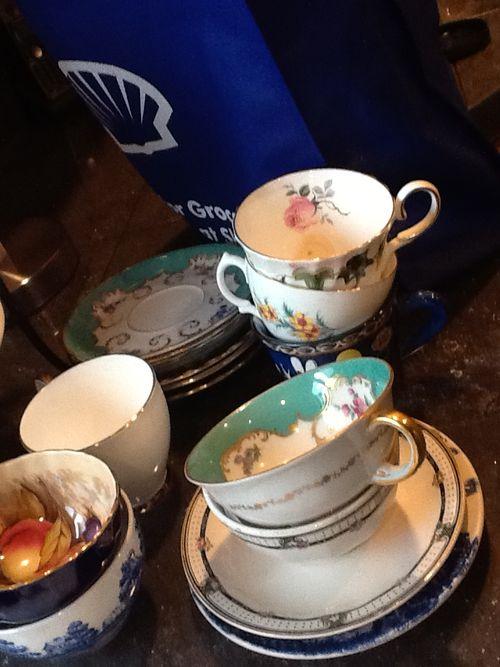 Tea wash