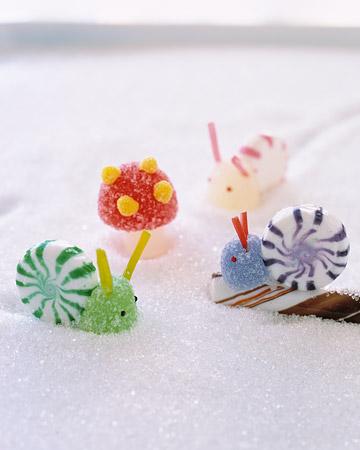 Martha sugar snails