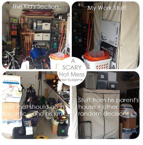 Garage.hotmess