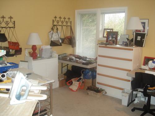 Jayne's Studio Before
